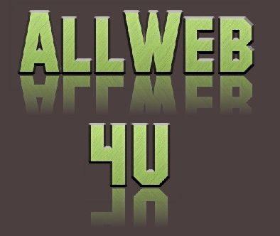All WEB 4 U